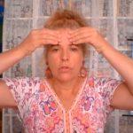 José Toussaint demonstrates the Emotion Stress Release technique